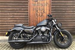 <span>Harley-Davidson</span> XL 1200X Forty-Eight