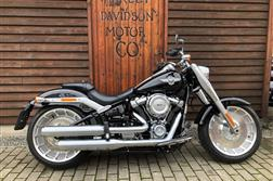 <span>Harley-Davidson</span> FLFB Softail Fat Boy 107